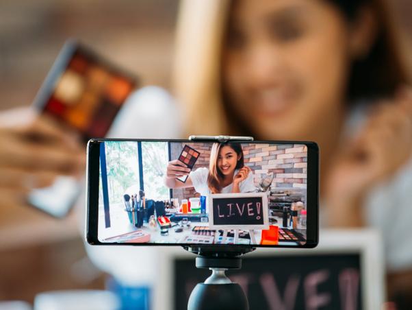 'Nghệ thuật' livestream bán hàng online: Bí quyết giúp doanh thu bùng nổ