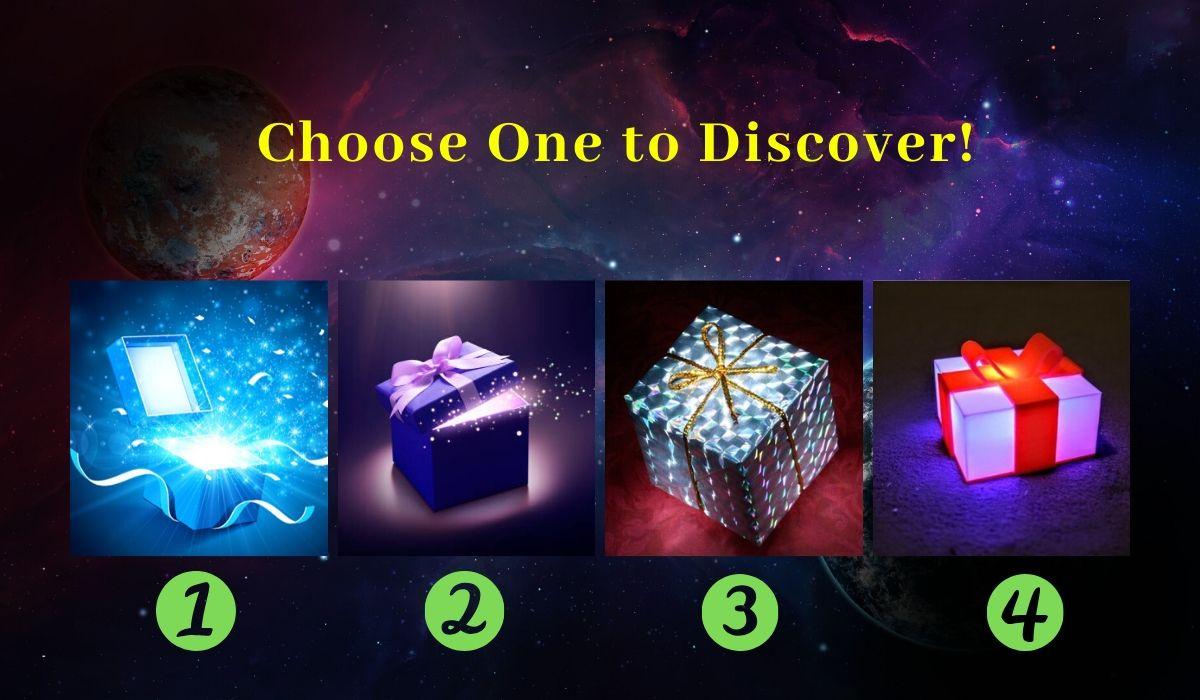 """Trắc nghiệm: Chọn một hộp quà để khám phá """"phước lành"""" mà bạn sắp được nhận"""