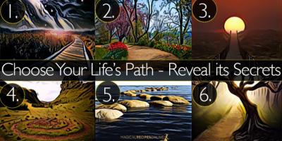 Trắc nghiệm: Chọn một con đường để khám phá triết lý cuộc sống của bạn