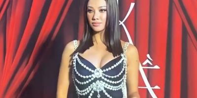 Bị tố mặc váy nhái, Á hậu Kim Duyên nói gì?
