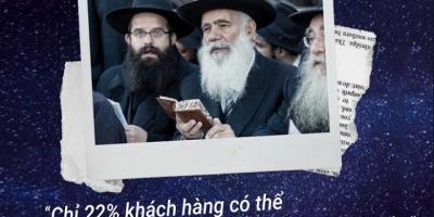 Nếu sớm ngộ ra định luật 78:22 của người Do Thái, bạn sẽ dễ dàng kiếm được tiền từ túi người giàu