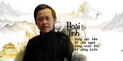 Những vai diễn làm nên tên tuổi của nghệ sĩ ưu tú Hoài Linh