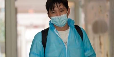 Anh chàng thợ ảnh viết đơn xin đi chống dịch: Không sợ nhiễm bệnh chỉ sợ không được nhận