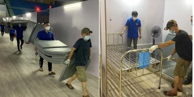Cảm phục anh thợ nhôm kính ở Đà Lạt góp tiền, góp sức giúp Bắc Giang chống dịch COVID-19