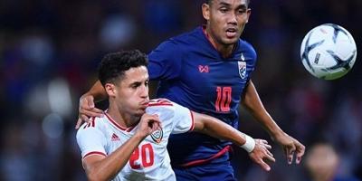 Link xem trực tiếp và đội hình dự kiến của UAE vs Thái Lan mới nhất