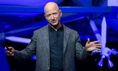 Tỷ phú Jeff Bezos và quan điểm về thất bại: 'Anh không được dùng thời gian của mình cho việc buồn, dù chỉ là 1 phút'