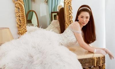 Hòa Minzy 'ấn định' thời gian bầu lần 2, mong thiên thần tiếp theo sẽ là công chúa