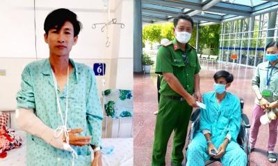 Gia cảnh khó khăn của thành viên chốt phòng dịch COVID-19 bị 2 thanh niên quá khích hành hung