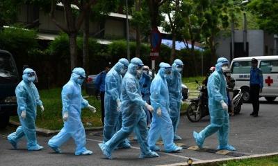 Điểm danh 6 ổ dịch phức tạp tại TP Hồ Chí Minh